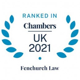 Fenchurch Law Chambers UK Leading firm