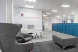 Fenchurch Law office interior