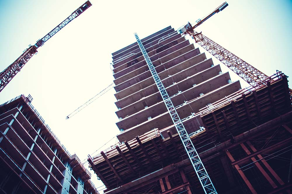 Fenchurch Law Building Construction