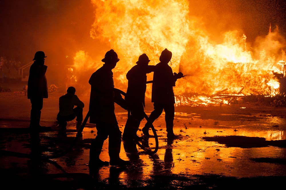 Fenchurch Law firefighting