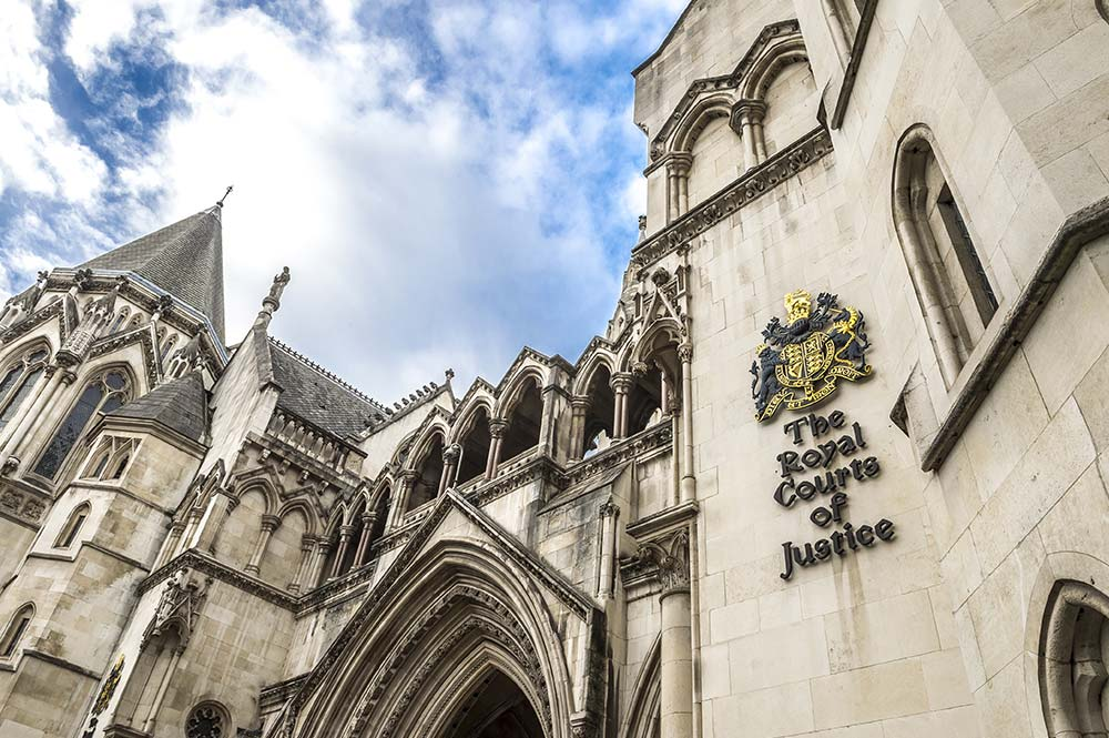 Fenchurch Law Royal Courts